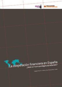 La cooperación financiera en España ¿hacia un nuevo paradigma de desarrollo?