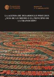 La Agenda de desarrollo post 2015: ¿más de lo mismo o el principio de la transición?