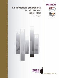 La influencia empresarial en el proceso post-2015